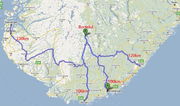 kart bortelid Bortelid Camping avstander på sørlandet | Bortelid Camping kart bortelid